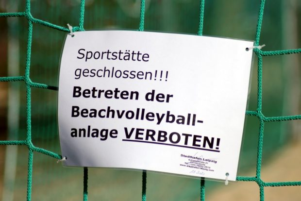Am Stadthafen sind alle Sportanlagen dicht. Foto: L-IZ.de