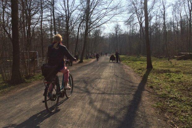 Immer mehr Leipziger nutzen das Fahrrad. Foto: L-IZ.de