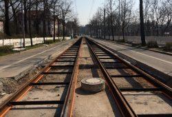 Südlicher Teil der Baustelle Bornaische Straße. Foto: L-IZ.de