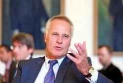DSW-Generalsekretär Achim Meyer auf der Heyde. Foto: Kay Herschelmann