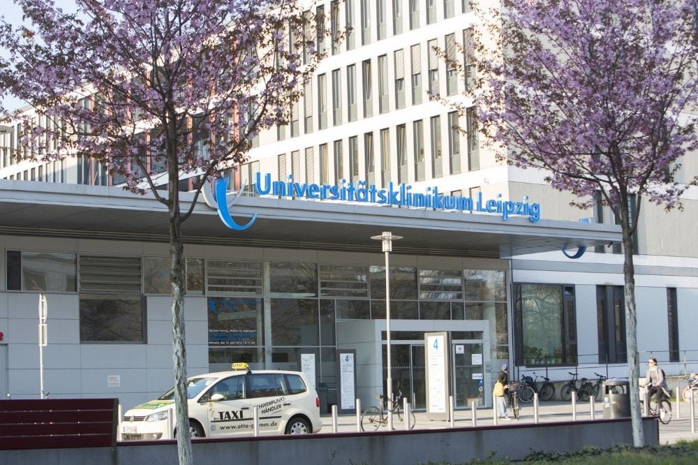 Das Universitätsklinikum Leipzig erweitert die Vorsichtsmaßnahmen zur Eindämmung des Corona-Virus. Foto: Stefan Straube/UKL