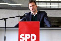 Leipzigs SPD-Vorsitzender Holger Mann. Foto: L-IZ.de