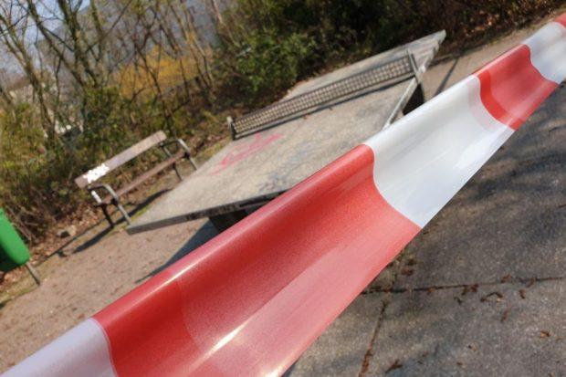 Kein Tischtennis in Grünau. Foto: L-IZ.de