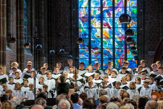 Knabenchor Unser Lieben Frauen Bremen. Quelle: Büro für Kirchenmusik