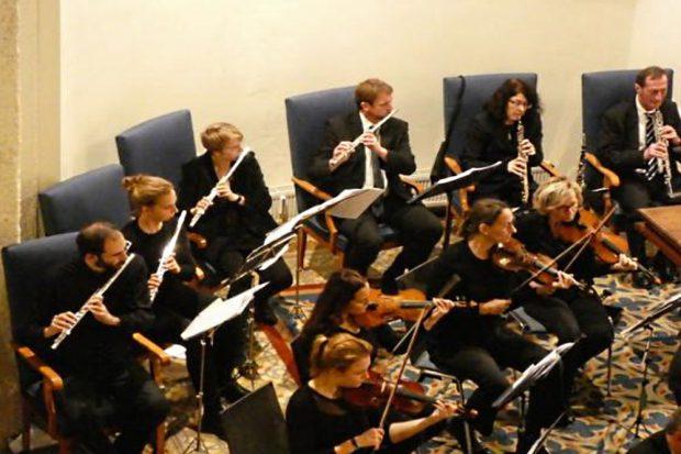 Leipziger Ärzteorchester. Quelle: accolade pr