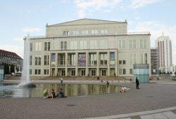 Die städtischen Kultureinrichtungen wie Oper und Gewandhaus pausieren. Foto: L-IZ.de