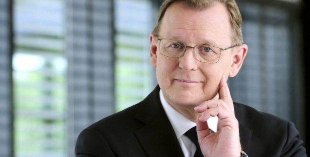 Thüringens alter und neuer Ministerpräsident Bodo Ramelow. Foto: Thüringer Staatskanzlei