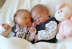 Schaltjahrbabies, Foto: Helios Klinik