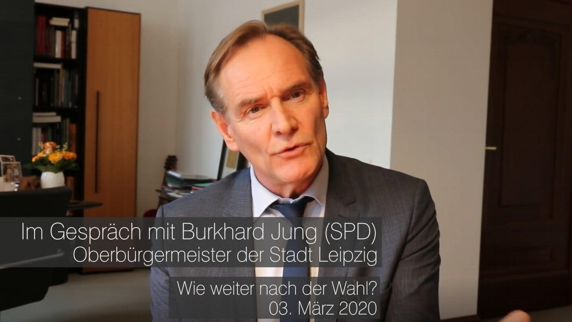Im Gespräch mit ... Foto/Grafik: L-IZ.de