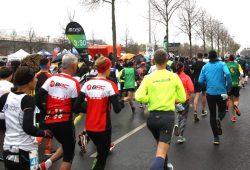 Läuft nicht: Auch der 44. Leipzig Marathon wurde abgesagt. Foto: Jan Kaefer