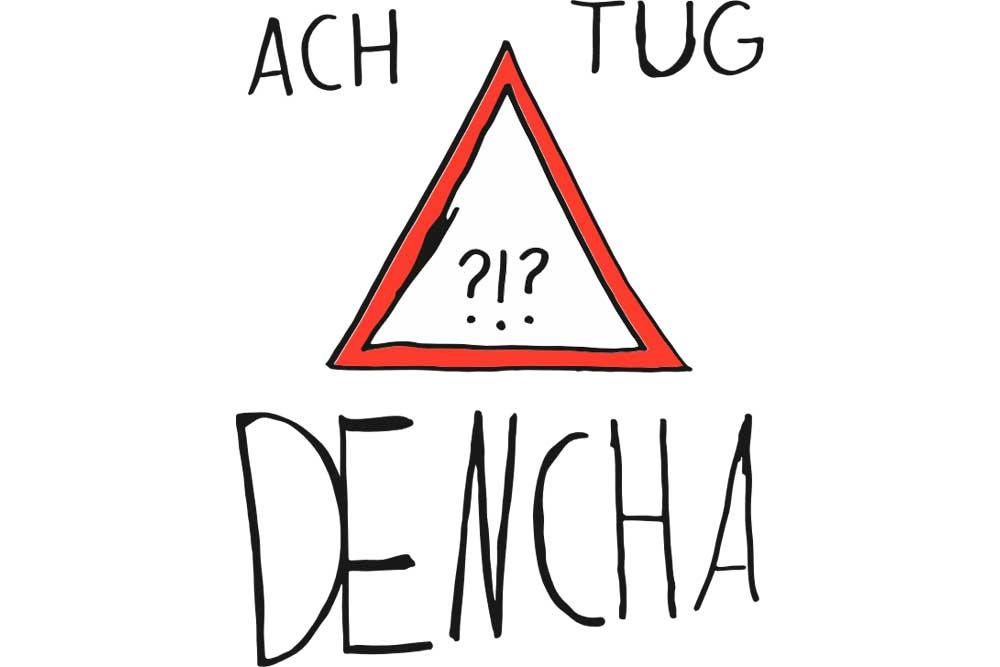 Achtung, Danger! Grafik: Buchkinder e.V.