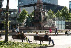 Zukunftsmusik: Wieder Stelldichein auf dem Augustusplatz. Foto: Ralf Julke