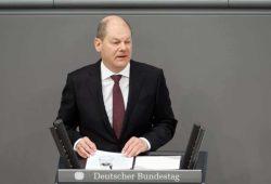 Bundesfinanzminister Olaf Scholz (SPD). Foto: Deutscher Bundestag/Achim Melde
