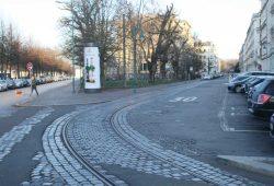 Die Feuerbachschleife im heutigen Zustand. Foto: Ralf Julke