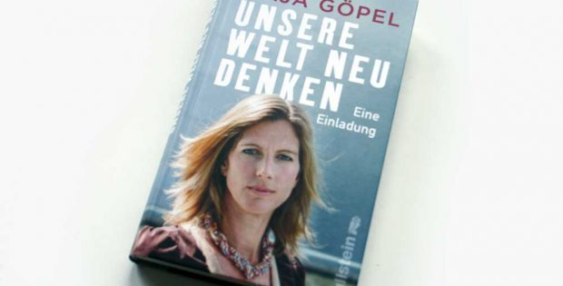 Maja Göpel: Unsere Welt neu denken. Foto: Ralf Julke