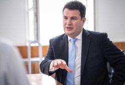 Hat den Bericht der Rentenkommission am 27. März vorgestellt: Hubertus Heil. Foto: BMAS