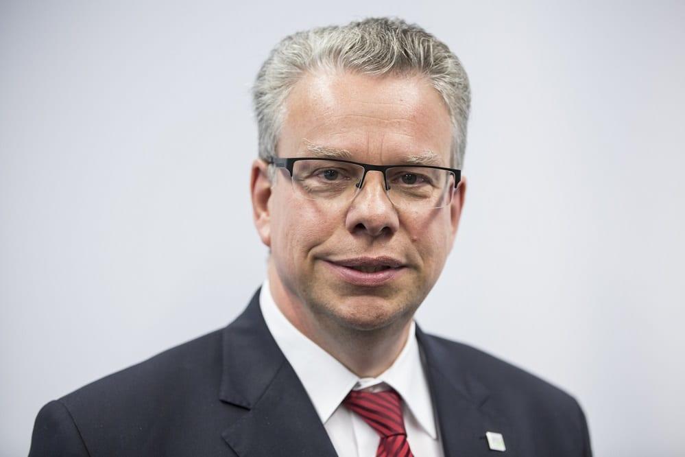 LSB-Präsident Ulrich Franzen, Foto: LSB