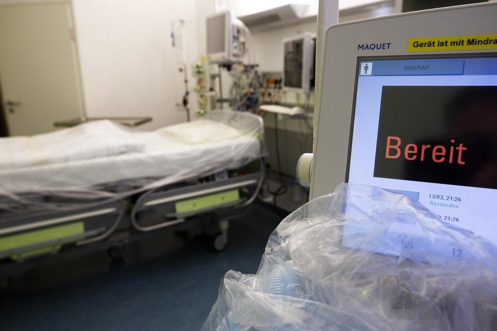 Das UKL hat Kapazitäten für die Versorgung möglicher Covid-Patienten freigelenkt. Foto: Stefan Straube/UKL