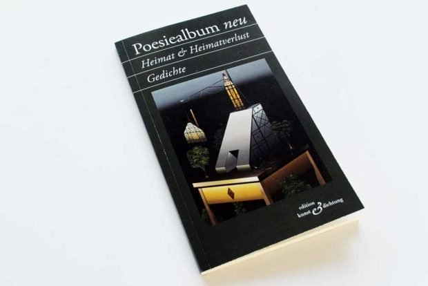 Poesiealbum neu: Heimat & Heimatverlust. Foto: Ralf Julke