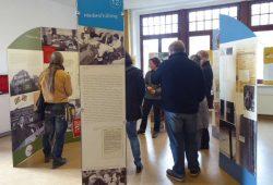 Die ROTSTIFT-Ausstellung. Foto: Archiv Bürgerbewegung Leipzig e.V.