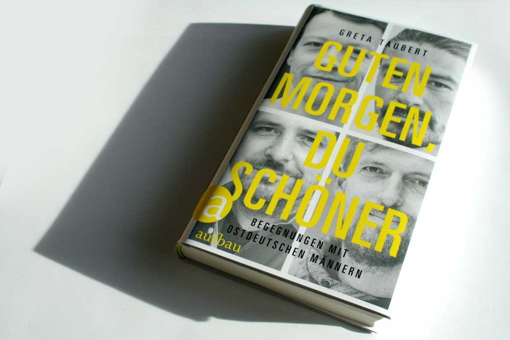 Greta Taubert: Guten Morgen, du Schöner. Foto: Ralf Julke