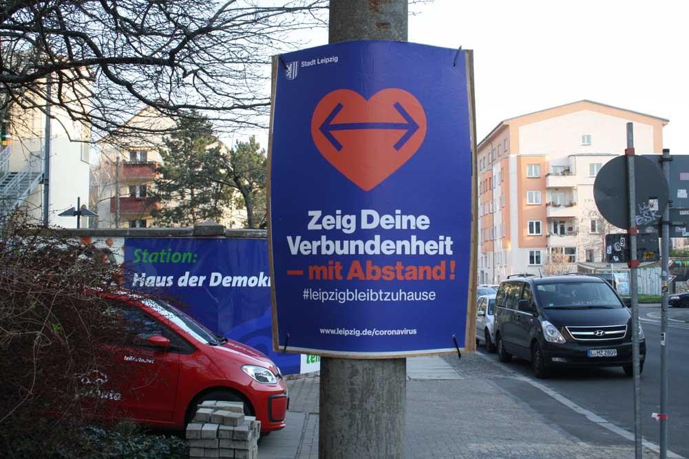 Wer in systemrelevanten Berufen arbeitet, kann gar nicht zu Hause bleiben. Foto: Ralf Julke