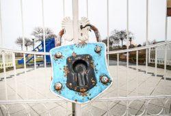 BELANTIS-Tore müssen geschlossen bleiben. © BELANTIS/Eric Kemnitz
