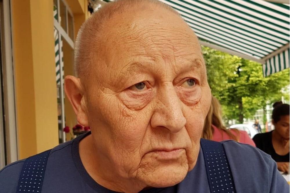 Friedbert Böhmichen (76) © privat