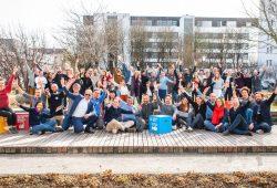 Die Teilnehmer/-innen des Global Goals Lab in München, Februar 2020. Quelle: Social Impact gGmbH