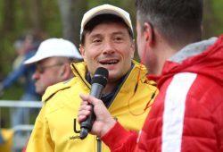 Sportbürgermeister Heiko Rosenthal ist optimistisch, dass es bald wieder mit Sportveranstaltungen weitergehen kann. Foto: Jan Kaefer (Archiv)