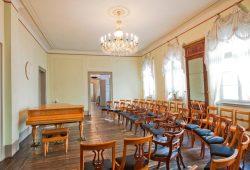 Musiksalon Mendelssohn-Haus Leipzig. Quelle: Felix-Mendelssohn-Bartholdy-Stiftung