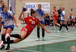 Nina Reissberg. Quelle: HC Leipzig e.V.