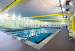 Schwimmhalle in Leipzig. Foto: Leipziger Sportbäder
