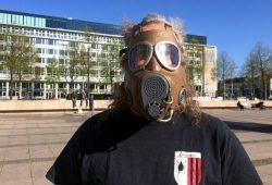 Stadtrat Thomas Kumbernuß von der PARTEI mit langer Vorbereitung auf diesen Tag? Foto: L-IZ.de