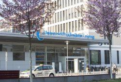 Universitätsklinikum Leipzig. Foto: Stefan Straube/UKL