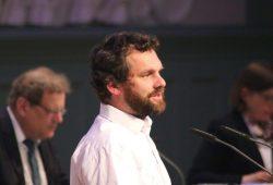SPD-Fraktionsvorsitzender Christopher Zenker (SPD) . Foto: L-IZ.de