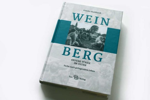 Frieder Burkhardt: Weinberg. Foto: Ralf Julke
