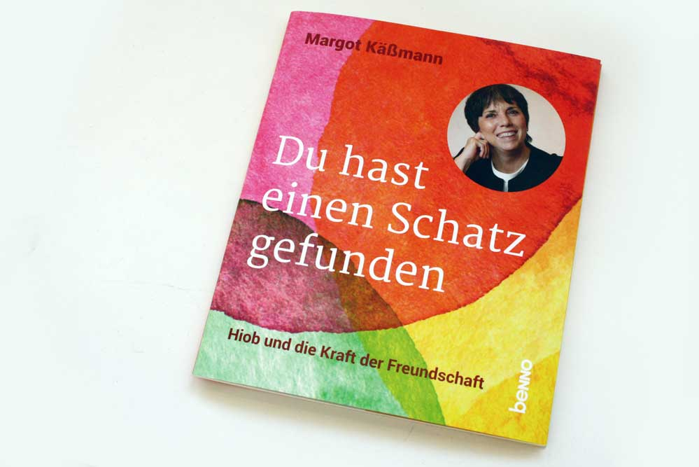 Margot Käßmann: Du hast einen Schatz gefunden. Foto: Ralf Julke