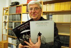 Verleger Mark Lehmstedt. Foto: Ralf Julke