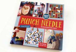 Juliette Michelet: Punch Needle. Foto: Ralf Julke