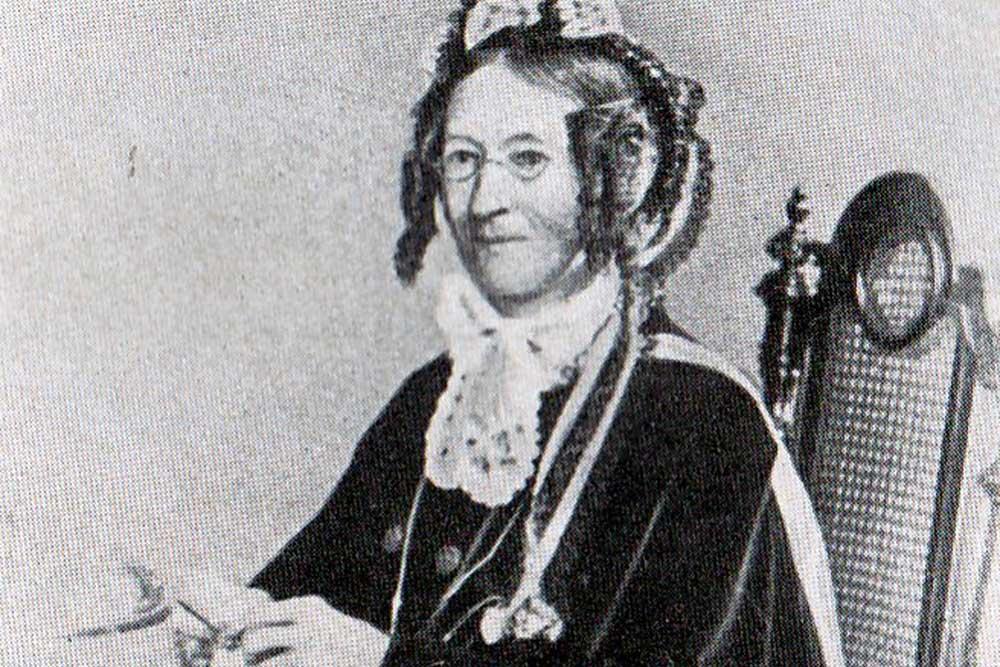 Ottilie von Steyber. Foto: Louise-Otto-Peters-Gesellschaft