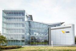 Die Zentrale der VNG AG in Leipzig. Foto: Eric Kemnitz / VNG AG