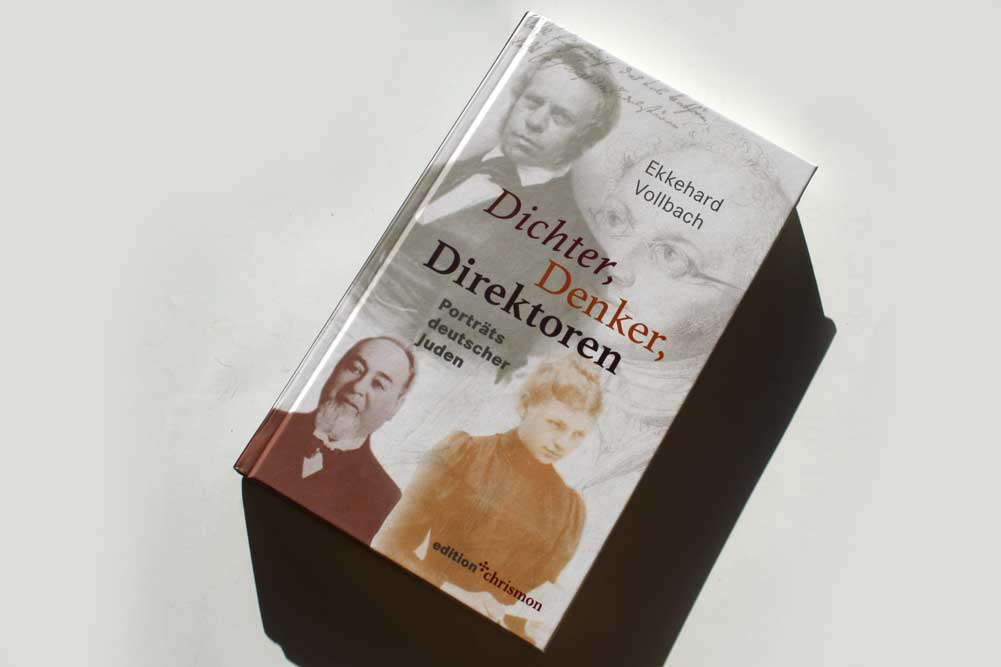 Ekkehard Vollbach: Dichter, Denker, Direktoren. Foto: Ralf Julke