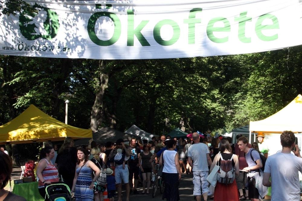 Die Ökofete wird in diesem Jahr nicht stattfinden. Foto: L-IZ.de