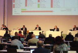 Der Stadtrat beschloss 5 Millionen kommunale Hilfe für Soloselbstständige im Corona-Interim Kongresshalle. Foto: L-IZ.de.de