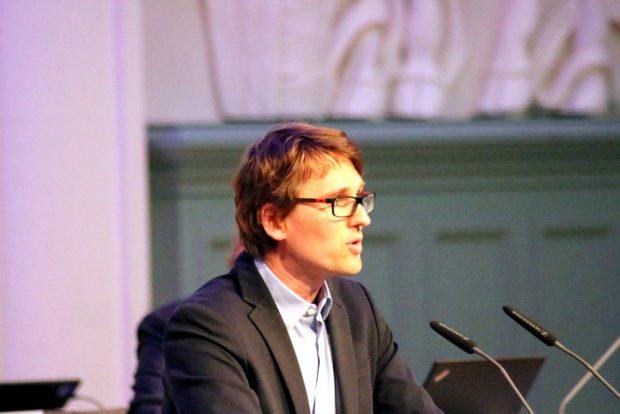 Stadtrat Adam Bednarsky (Die Linke). Foto: L-IZ.de