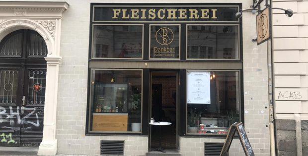 """Die """"Dankbar"""" in der Leipziger Jahnallee. Foto: L-IZ.de"""