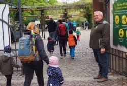 Der Zoo Leipzig ist wieder geöffnet © Zoo Leipzig