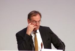 Oberbürgermeister Burkhard Jung im Stadtrat. Foto: L-IZ.de