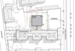 Der geplante Anbau der Apollonia-von-Wiedebach-Schule. Grafik: Stadt Leipzig